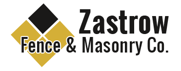 Zastrow Fence & Masonry Co., Logo